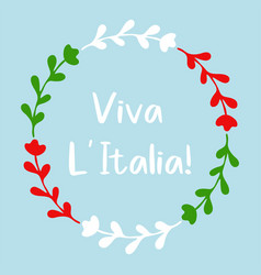 Viva la italia quote in italian translated long vector