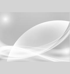 gray and white abstract background technology and vector image vector image