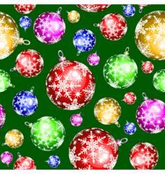 Seamless Christmas vector