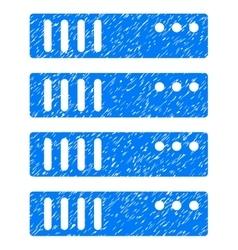 Server Grainy Texture Icon vector