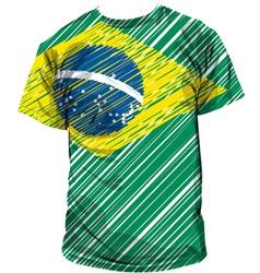 Brazilian tee vector