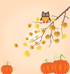 Fall Branch vector