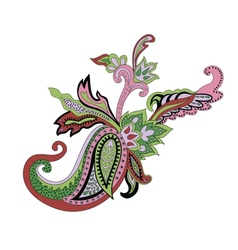 Paisley Ornament vector image