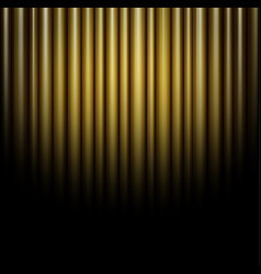 curtain of brown background vector image vector image