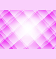 Pink and white color geometric abstract vector