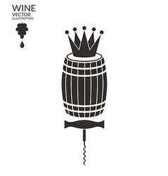 Wine Vintage vector