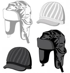 hats illustration vector image