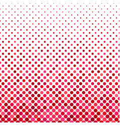 Dot pattern background - geometric graphic design vector