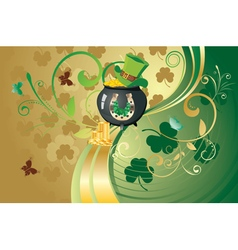St Patricks Day Design3 vector