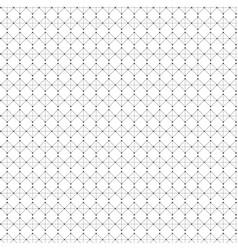 Square geometric flat pattern vector