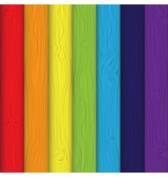 Colourful boards Background vector
