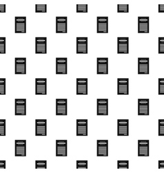 Store check pattern simple style vector image vector image