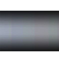 black steel texture surface vector image