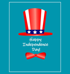 independence day 4 th july vector image