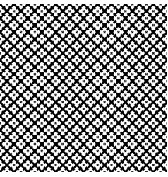 seamless pattern gothic texture vector image