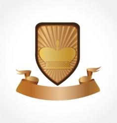 medallion vector image