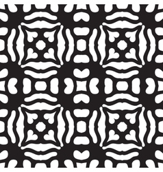 Abstract geometric symmetry modern fashion vector image