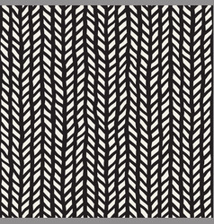 Hand drawn style seamless pattern abstract vector