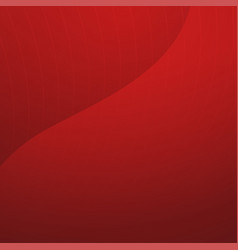 red background with modern luxury style wallpaper vector image