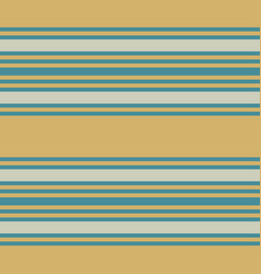 retro black white and orange horizontal stripes vector image