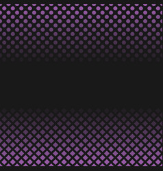 geometrical halftone pattern background vector image