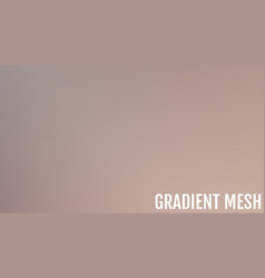gradient abstract background trendy new modern vector image