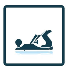 Icon of jack-plane vector