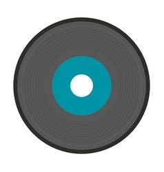 old music vinyl vector image
