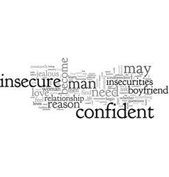 Become a confident girlfriend vector
