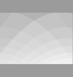 gray and white wave abstract background vector image
