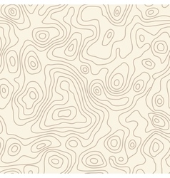 Seamless repeating map vector