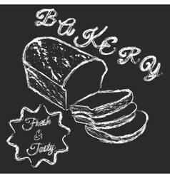 bakery1 vector image vector image