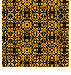 boho pattern with beautiful design 2 vector image vector image