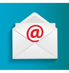 E-mail Protection Concept vector image