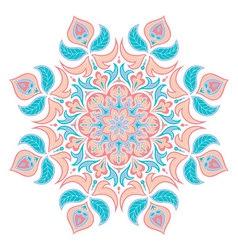 Oriental decorative elementIslam Arabic Indian vector image vector image
