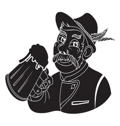 Oktoberfest3 vector image