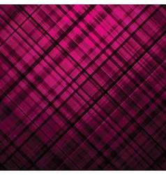 Purple Tartan background vector image