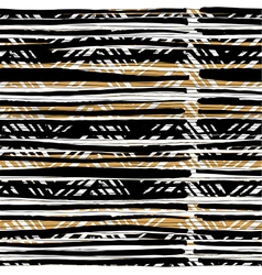 Abstract hand drawn native pattern Seamless vector image