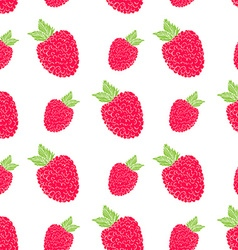 Fruit background Seamless pattern with hand drawn vector image