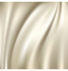White silk backgrounds vector image