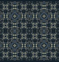 biological like seamless pattern vector image