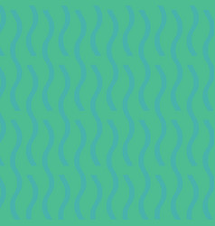 Abstract wave lines pattern design vector