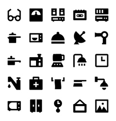 Home Appliances Icons 4 vector