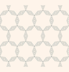 ornamental abstract background vector image