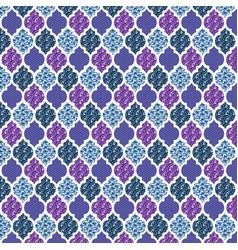 Pattern moroccan vector