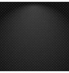 Metallic textured background vector image vector image