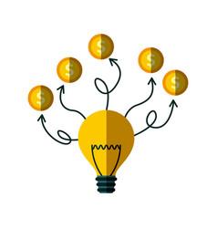 Money ideas design vector