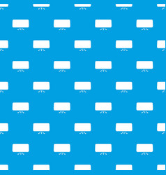 Conditioner pattern seamless blue vector