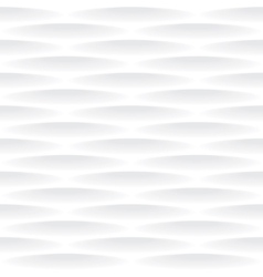 Seamless pattern for background of ovals vector