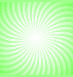 spiral ray background vector image